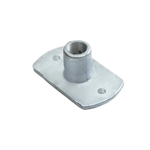 Conector Alumínio Reto 12